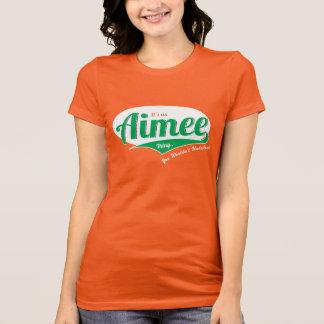 Camiseta É coisa de Aimee, você não compreenderia