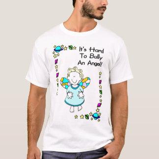 Camiseta É duro tiranizar um anjo