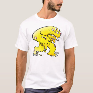 Camiseta e é para a experiência