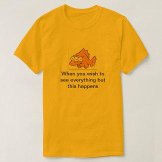Camiseta E isto acontece