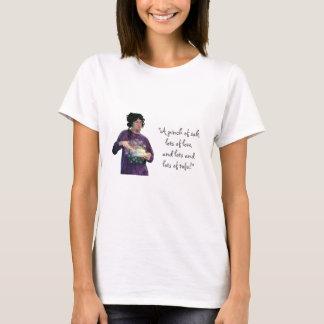 """Camiseta """"… E lotes e lotes do Tofu"""""""