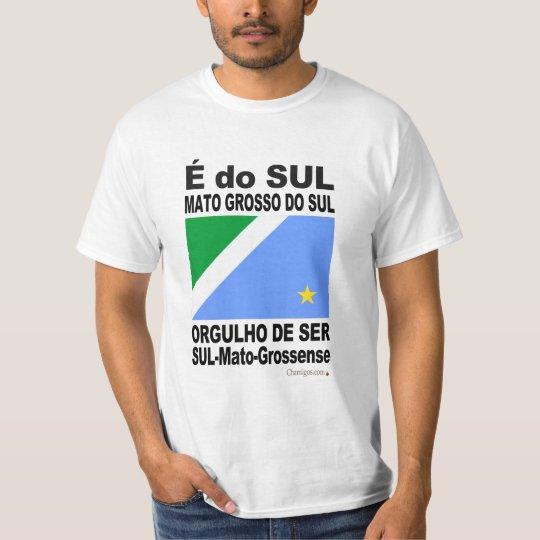 Camiseta É Mato Grosso do SUL