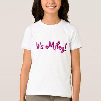 Camiseta É Miley! T-shirt