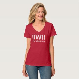 Camiseta É o que é T