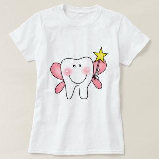 Camiseta e presentes da fada de dente
