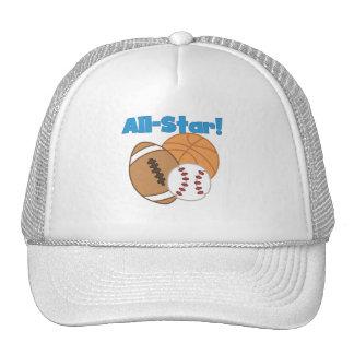 Camiseta e presentes de All Star Bones
