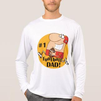 Camiseta e presentes do pai do futebol do número
