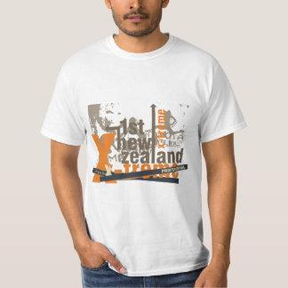 Camiseta e presentes gráficos de Nova Zelândia