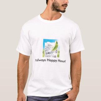 Camiseta É sempre happy hour!