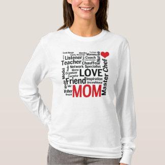 Camiseta É surpreendente que mães podem fazer! Presente do