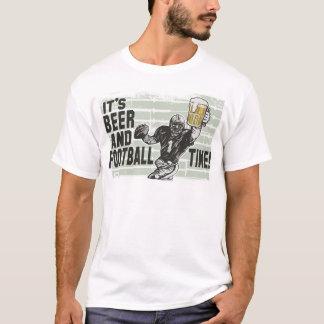 Camiseta É t-shirt e presentes do tempo da cerveja & do