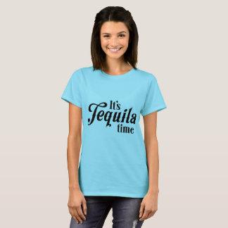 Camiseta É tempo do tequila