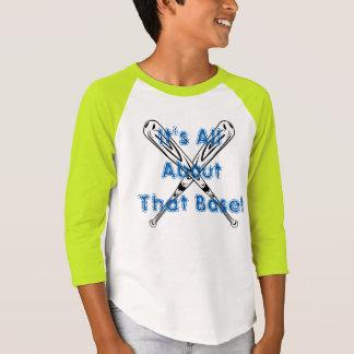 Camiseta É toda sobre essa base!