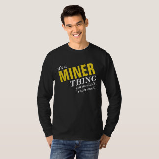 Camiseta É uma coisa que do MINEIRO você não compreenderia!