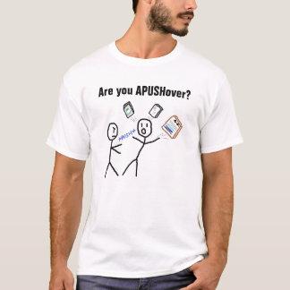 Camiseta É você APUSHover?