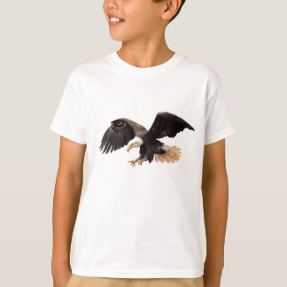 Camiseta Eagle de voo