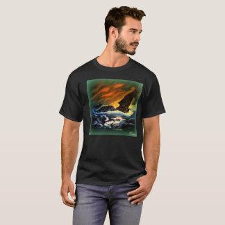 Camiseta Eagle em vôo