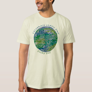 Camiseta earthday