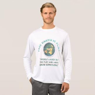 Camiseta Earthers liso sabe algo