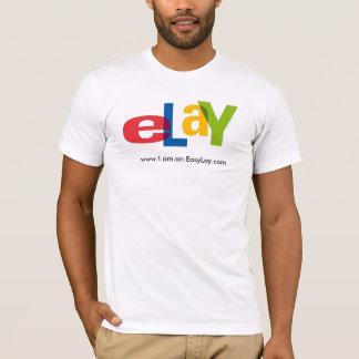 Camiseta eBay eLay idêntico