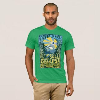 Camiseta Eclipse 2017 Groovy de Oregon