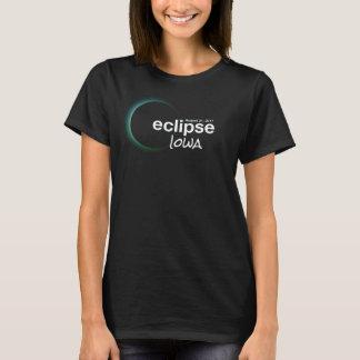 Camiseta Eclipse 2017 - Iowa