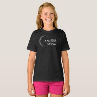 Camiseta Eclipse 2017 - Nebraska