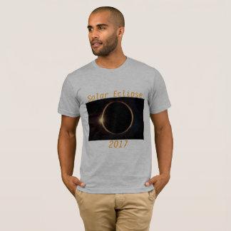 Camiseta Eclipse 2017 solar