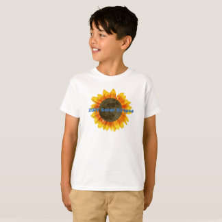 Camiseta Eclipse 2017 solar