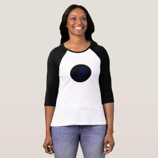 Camiseta Eclipse azul