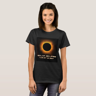 Camiseta Eclipse solar