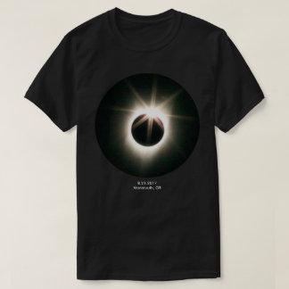 Camiseta Eclipse solar total 2017