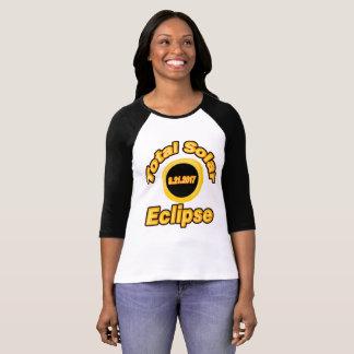 Camiseta Eclipse solar total v2