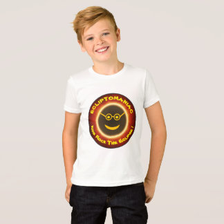 Camiseta Ecliptomaniac caçoa a rocha