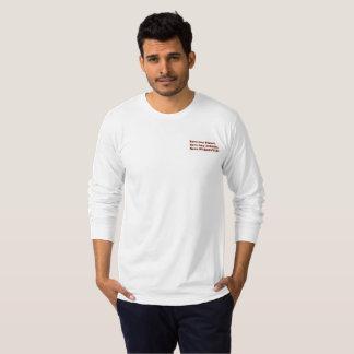 Camiseta economias animais do salvador nossos animais das