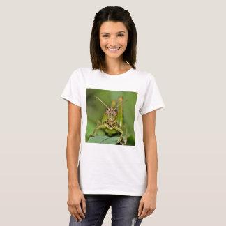 Camiseta Economias do amor do gafanhoto a floresta húmida