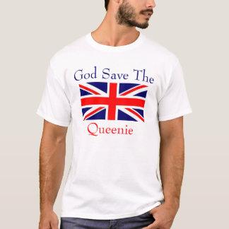 Camiseta Economias do deus o Queenie