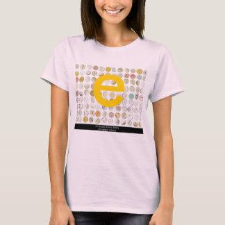 Camiseta ecstacy