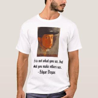 Camiseta Edgar Degas