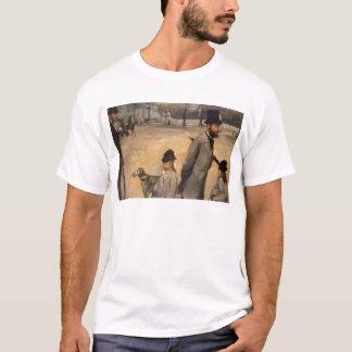 Camiseta Edgar Degas | Lugar de la Concorde, 1875