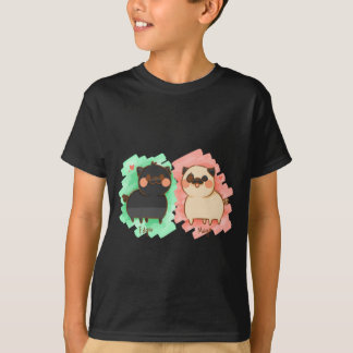 Camiseta Edgar e Maya