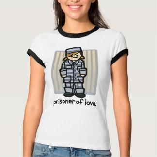 Camiseta edição da prisão