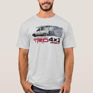 Camiseta Edição da tração de Toyota Tacoma 4x2 TRD