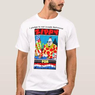 Camiseta Edição de Zip4Prez Baltimore