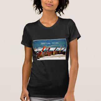 Camiseta Edição do cartão de Phiphiisland