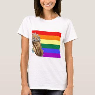 Camiseta Edição do orgulho do arrasto ?a