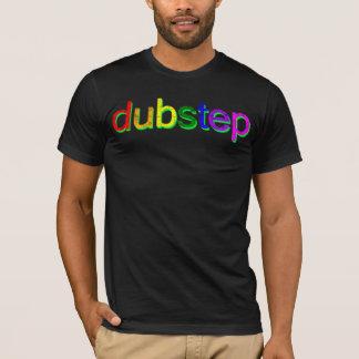 Camiseta Edição especial de espectro de cor de Dubstep