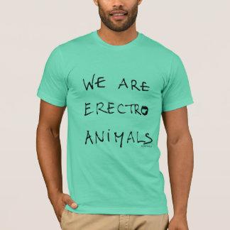 Camiseta edição limitada da P-camisa 444