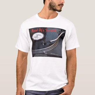 Camiseta Edição verdadeira do DJ
