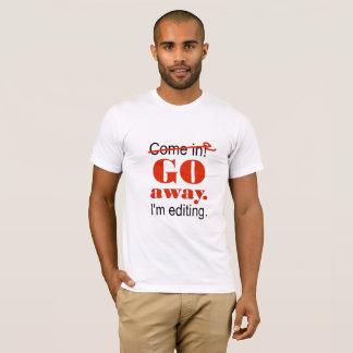 Camiseta Editor-Avaliado em excesso ou Underrated